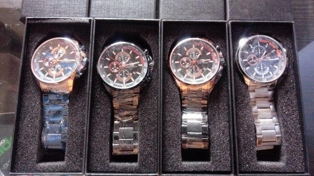 -- Relógio Quartzo Homens