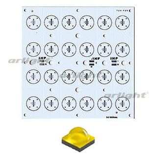 016082 Board 120x120-24xp Serial (24 S, 724-121) Arlight 1-piece