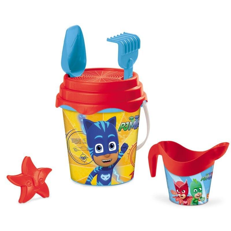 Beach Bucket Pjmasks Mold + Watering Can