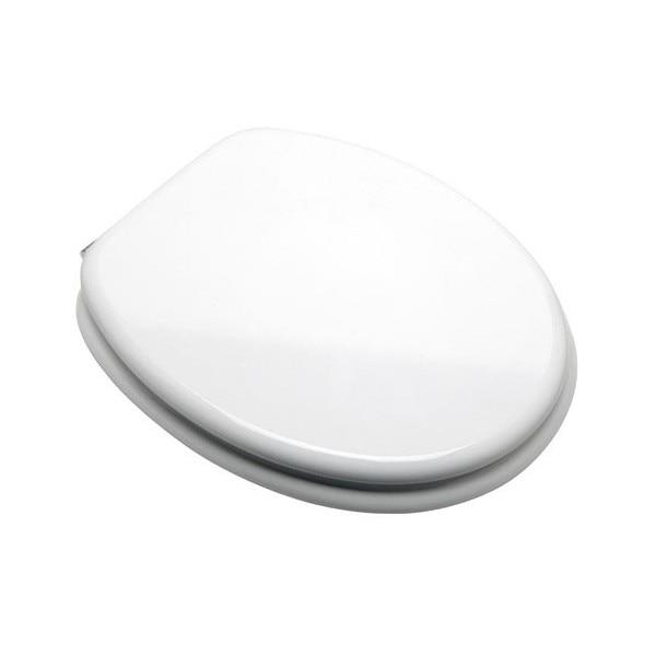 Toilet Lid White Deluxe