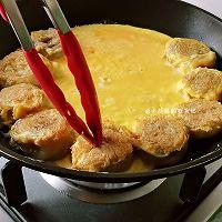 """粘火勺的可爱吃法#美食说出""""新年好""""#的做法图解4"""