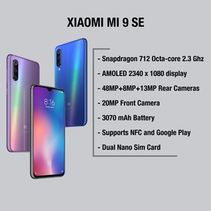 Image 3 - Global Version Xiaomi Mi 9 SE 64GB ROM 6GB RAM (Official Rom) Mi9 SE 64gb