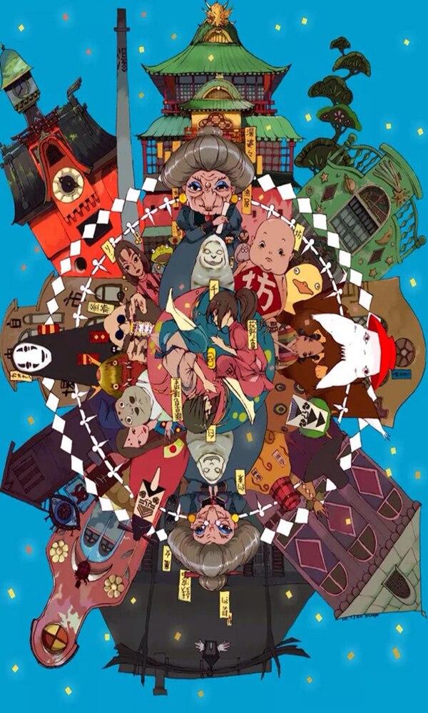 《千与千寻》封面图片
