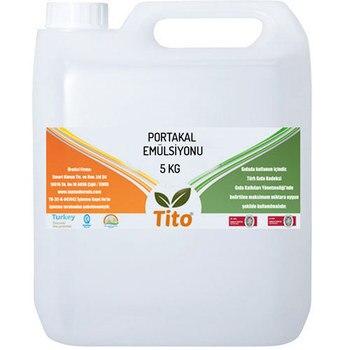 Tito Orange Emulsion 5 kg