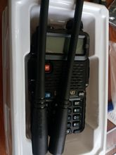 It came as a description. Includes two 245 MHz and 136-174/400-520 MHz antenes.
