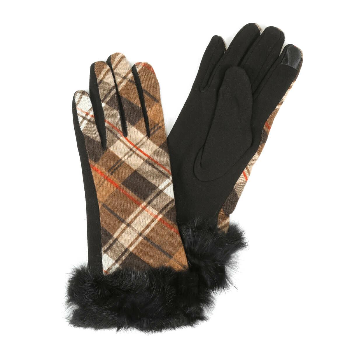 FLO ELD 11088 85Z Black Women 'S Gloves BUTIGO