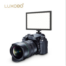 USB Rechargeable Professional LED Video Light 9W 1000LUX 4000mAH/7.4V Polymer Battery Powerbank for Photography