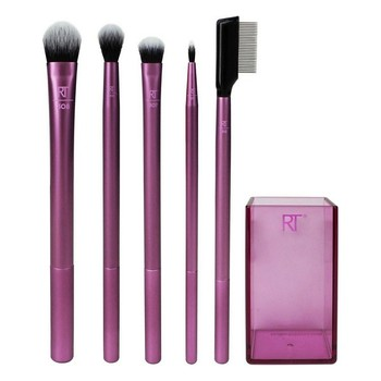 Set of Make-up Brushes Enhanced Real Techniques (5 uds)