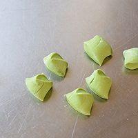 空气炸多彩糖果饺子的做法图解8