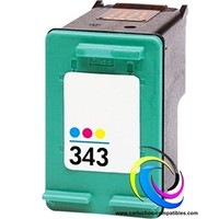 HP N ° 343 XL Color compatible HP343 HP 343 343XL