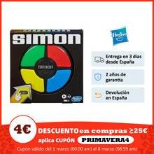 Hasbro Gaming Simon, jeu de société, pour garçons et filles, 8 ans et +, livraison gratuite, Original Hasbro, E93835L0