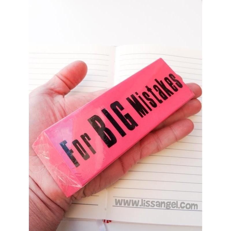 GIANT Eraser -