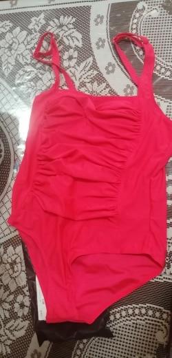 2021 New One Piece Swimsuit Plus Size Swimwear Women Classic Vintage Bathing Suits Beachwear Backless Slim Swim Wear M~2XL|Body Suits|   - AliExpress