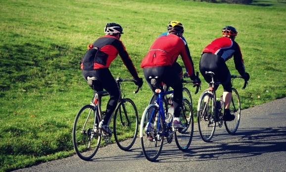 减肥可以有着骑车的这种方式来进行,骑车减肥-养生法典