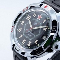 Watch Vostok Commander 811744 symbol of Russian Army