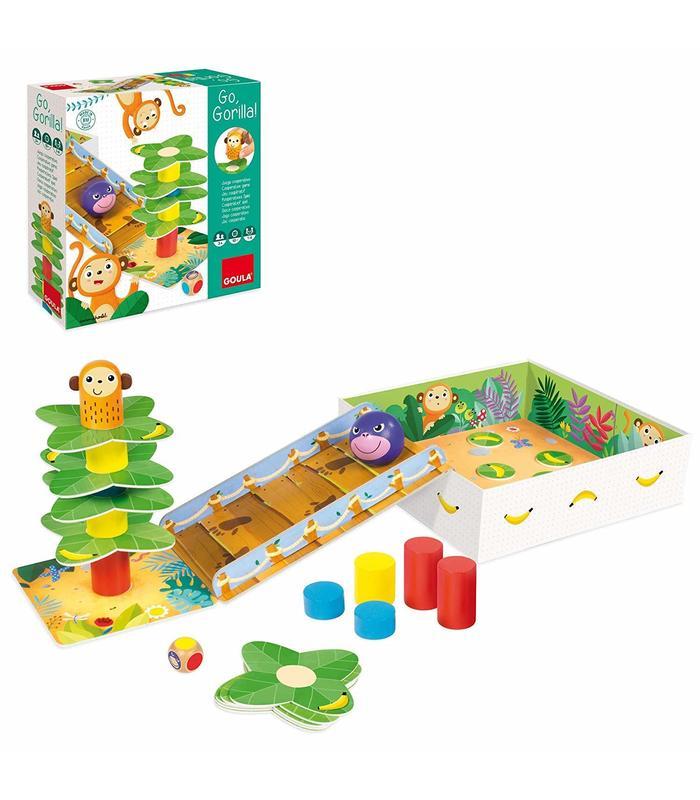 Go Gorilla Goula Toy Store