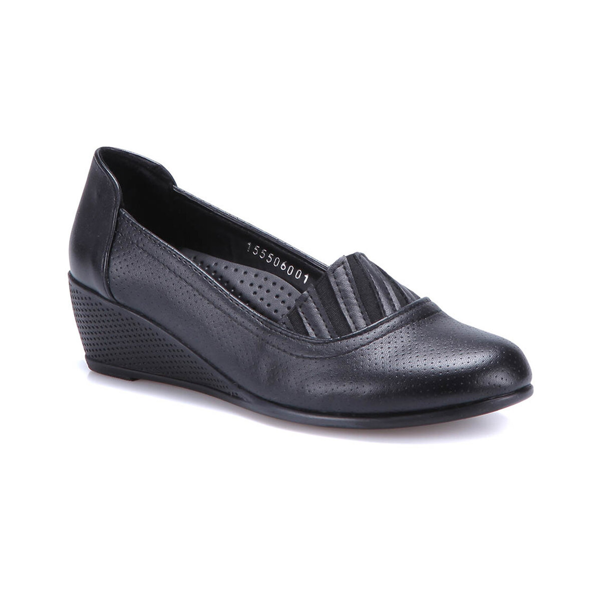 FLO 71. 155506.Z Black Women 'S Classic Shoes Polaris