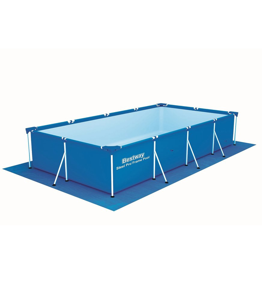 Mat Under The Pool, Accessory For Swimming Pool, Mat, Protect The Bottom Of Debris, Size 445 х254 Cm, Bestway, Item No. 58102