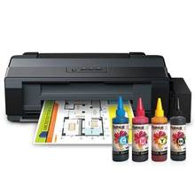 Epson L1300 – cartouches de finition revêtues 4 couleurs, A3 + imprimante, papier Original de qualité, écriture colorée