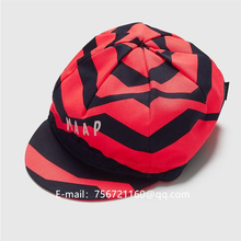 MAAP Racing team with bicycle helmet inside cloth cap integrated breathable wear hat headdress