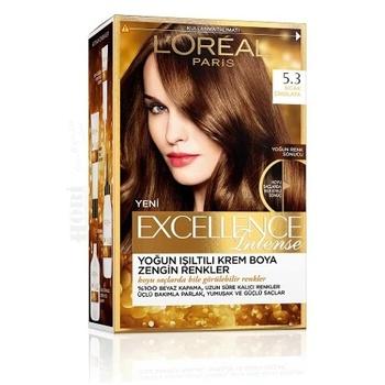 Loreal Excellence İntense farba do włosów 5 3 gorąca czekolada 248526197 tanie i dobre opinie