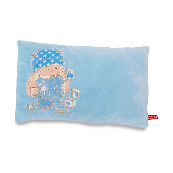 Decorative Pillow Budi Basa Bunny Mi, Blue MTpromo