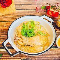 #太太乐鲜鸡汁芝麻香油#香油焗鸡的做法图解9