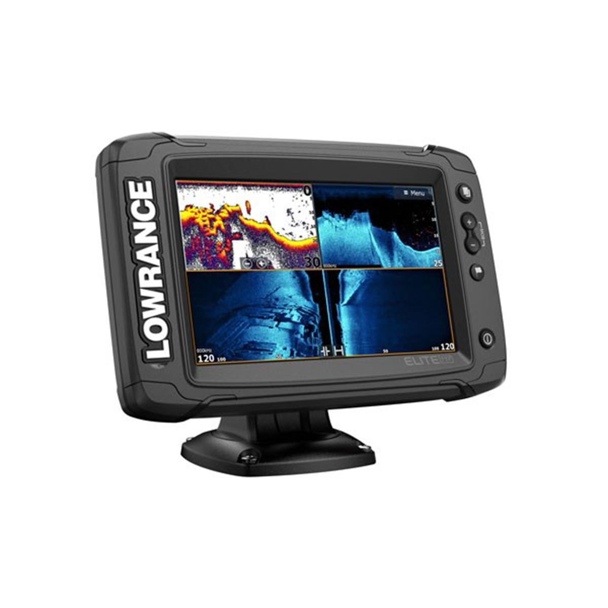 Sounder Lowrance Elite-7 Ti² With Active Imaging 3-in-1 (row) (000-14640-001)