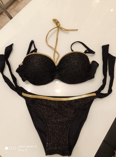 NAKIAEOI 2019 Newest Bikinis Women Swimsuit Sexy Push Up Bikini Set Plus Size Swimwear Halter Top Bathing Suit Swim Beach Wear|Bikini Set| |  - AliExpress