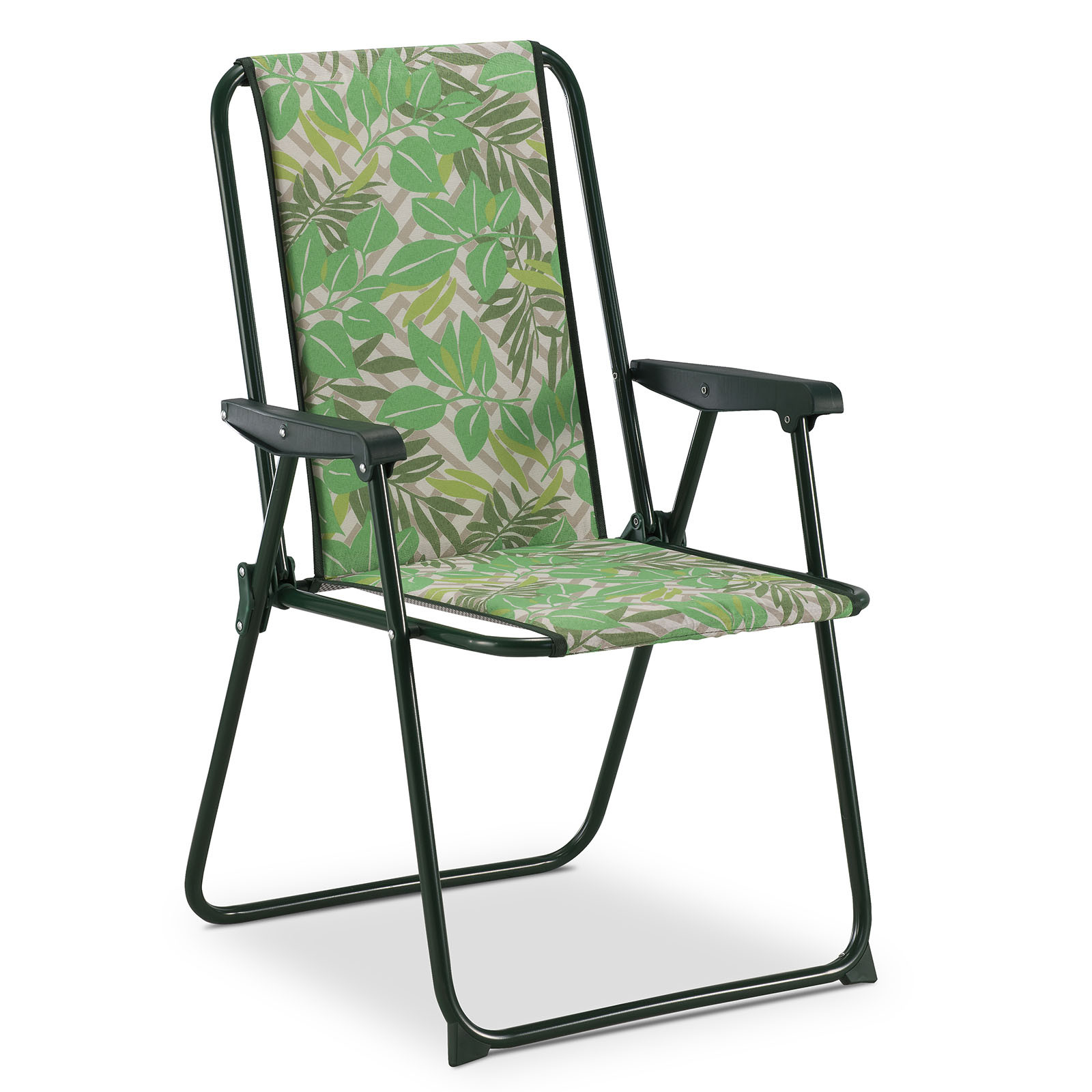Solenny Fixed Armchair Security Padded 2 Cm High Back-50001001155151-