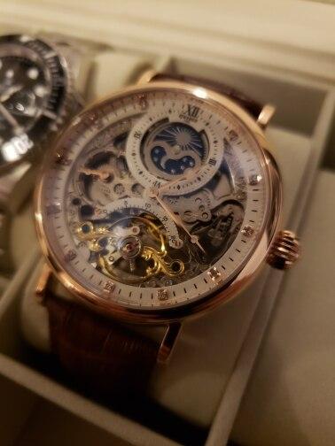 -- Hombre Hombre Relógio