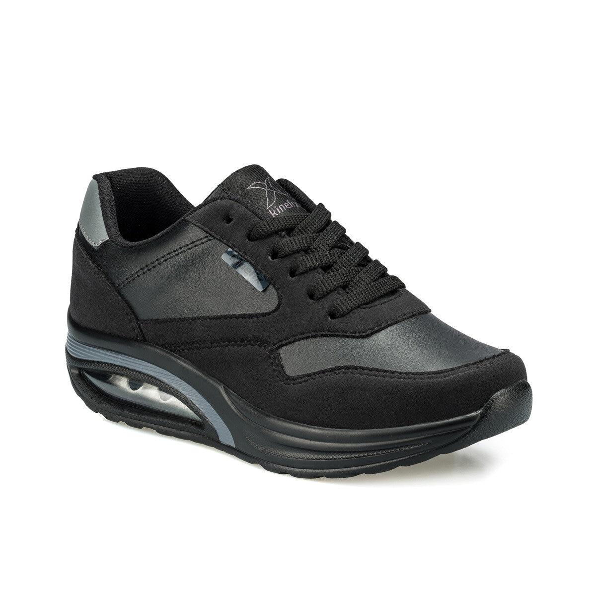 FLO ANETA PU 9PR Black Women 'S Sneaker Shoes KINETIX