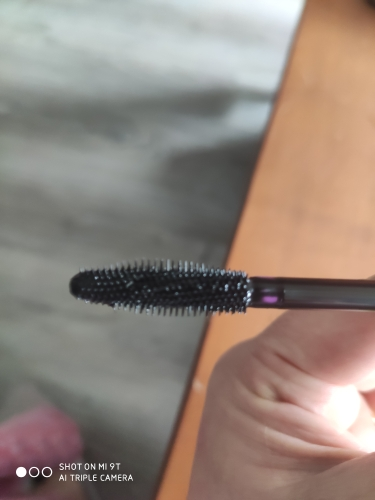 HENLICS Mascara 300degree Adjustable Brush 3D Mascara Waterproof Eyelash Extension Black Thick Lengthening Eye Lashes reviews №2 171140