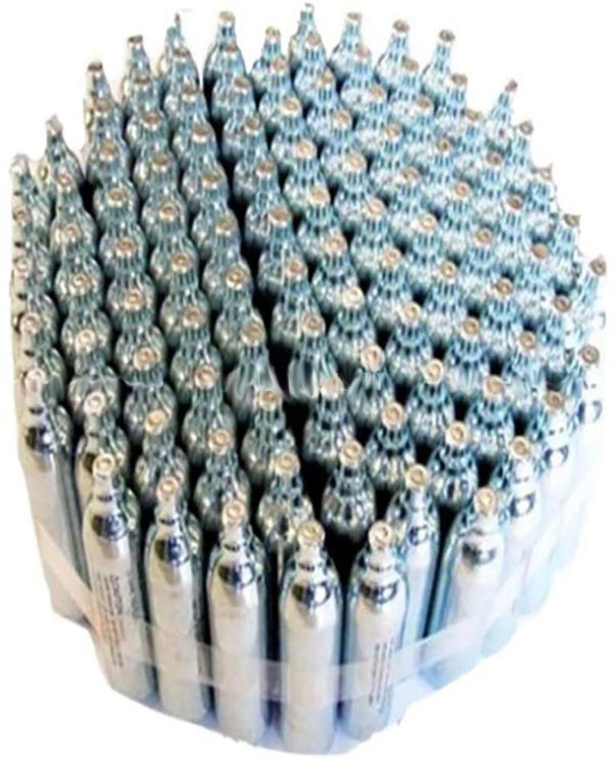 Free 48h 10 X CO2 High Performance   Capsules Bottles 12 Gr For Weapons Or Compressed Air Guns Airsoft