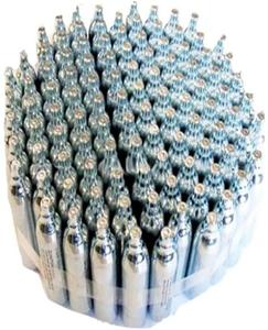 Free 48h 10 x CO2 high performance | Capsules bottles 12 gr for weapons or compressed air guns airsoft
