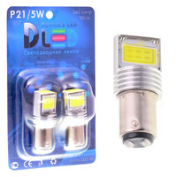 1pcs LED Car Lamp 1157 P21/5W BAY15d 3HP 9W