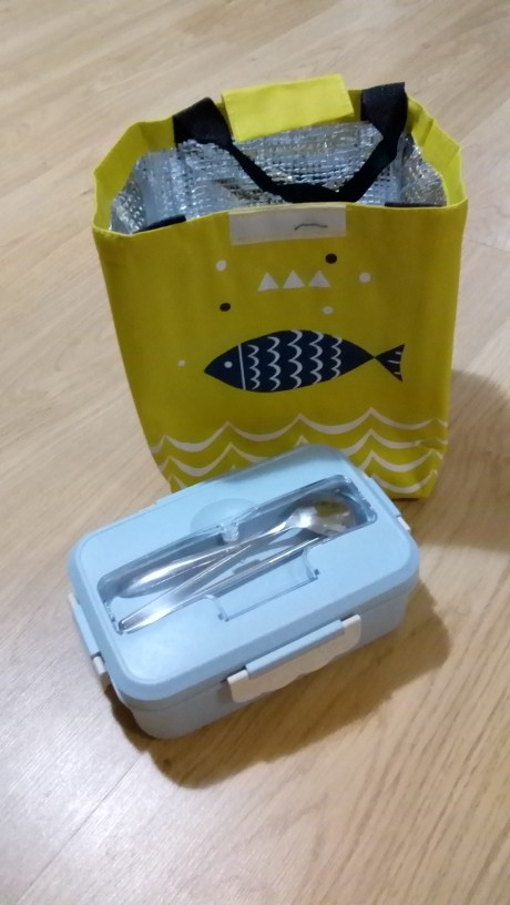Dinnerware Food Storage Container Lunch Box photo review