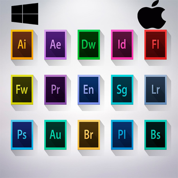 Adobe Master Collection Macos & Windows 2020  Full Version   Lifetime Activation   ️Multilingual