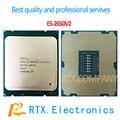 ПК компьютер процессор Intel Xeon E5-2620V2 E5-2630V2 E5-2640V2 E5-2650V2 E5-2660V2 процессор 6-ядерный/8-ядерный процессор