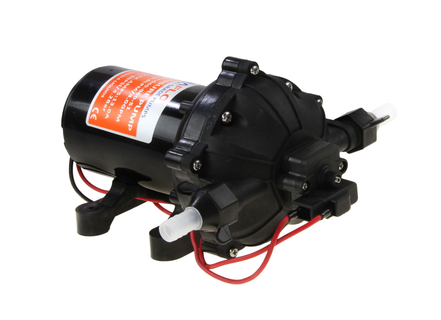 Pump Water Supply Membrane SeaFlo 12 V, L/min, 4.2, 7 AND SFDP104006051