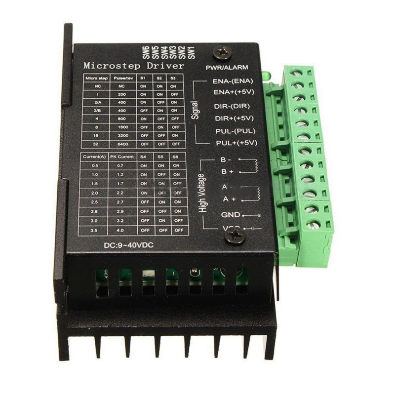Controller Stepper Motors Drivers TB6600 4A Driver
