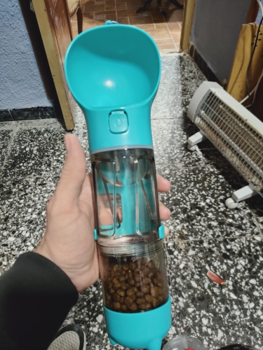 4 in 1 Portable Water and Waste Bag Dispenser photo review