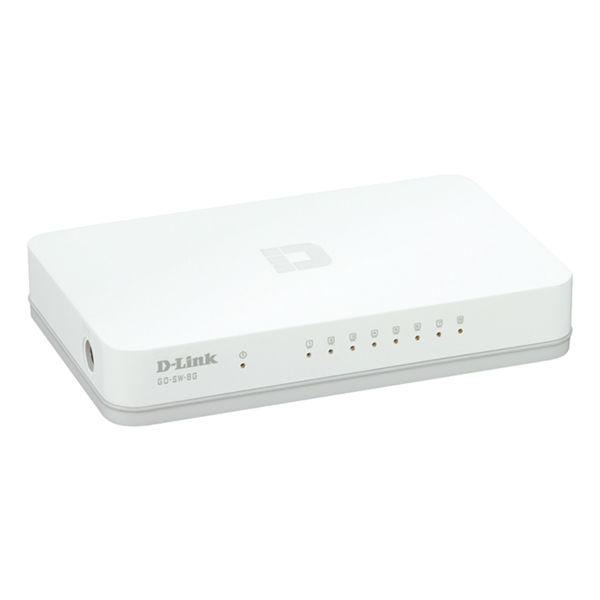 Desktop Switch D-Link GO-SW-8G 8 Puertos