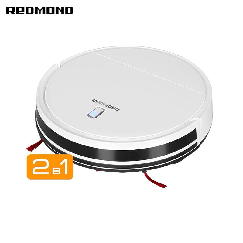 Робот пылесос REDMOND RV R150|Пылесосы|   | АлиЭкспресс