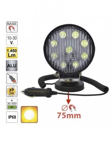 JBM 52569 HEADLIGHT LED WORK-ROUND
