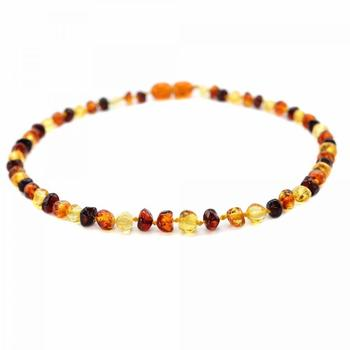 Amber Multicolor Kehribar Amber Teething Bracelet Necklace Baby Adult Lab Tested Authentic Natural Amber Stone Women Jewelry amber kell keys
