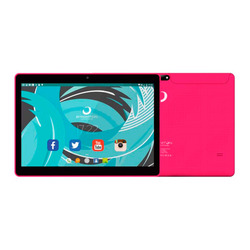Tablet BRIGMTON BTPC-1019QC 10 16 GB Wifi Quad Core Red