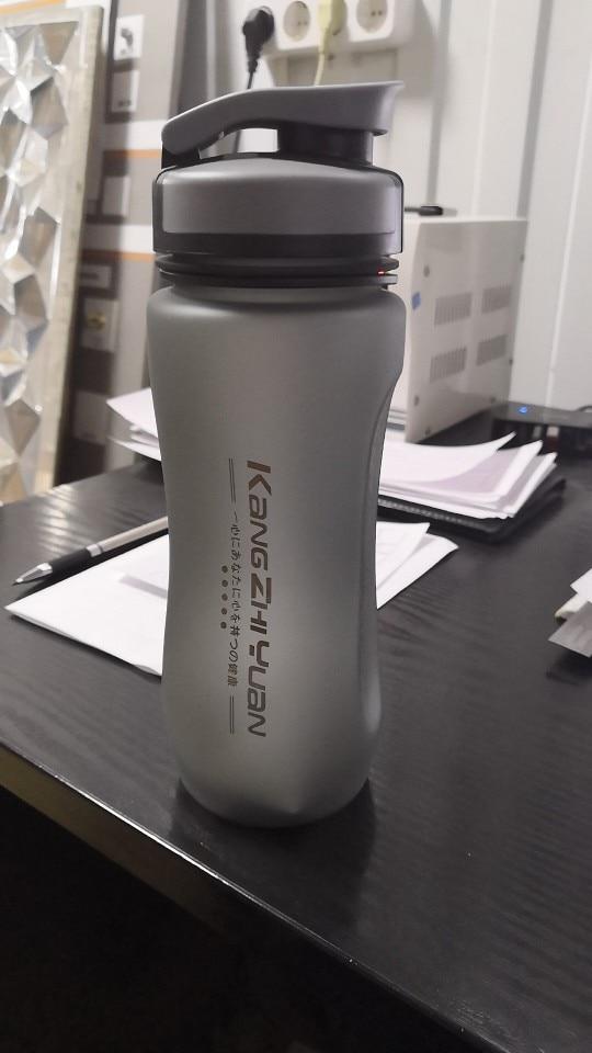 Transhome Plastic Water Bottle 1000ML Sport Bottle For Drinking Water Bottle Cycling Biking Bpa Free Portable Travel Drinkware|Water Bottles|   - AliExpress