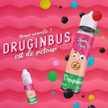 Evolution – péche liquide e-liquide, 50ML, sans nicotine: 0MG, 50vg/50pg, e-liquide, cigarettes électroniques, vapoteur