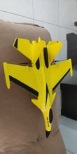 Interesting made material Styrofoam with two micromotors stepper